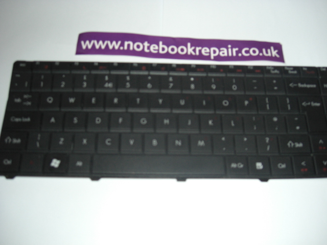PACKARD BELL LH1 KEYBOARD KB.I140G.110
