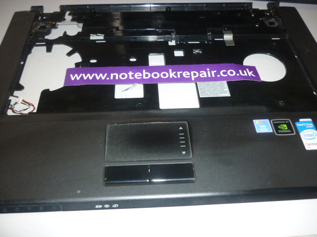 SAMSUNG R60 TOUCHPAD COVER BA75-02013A