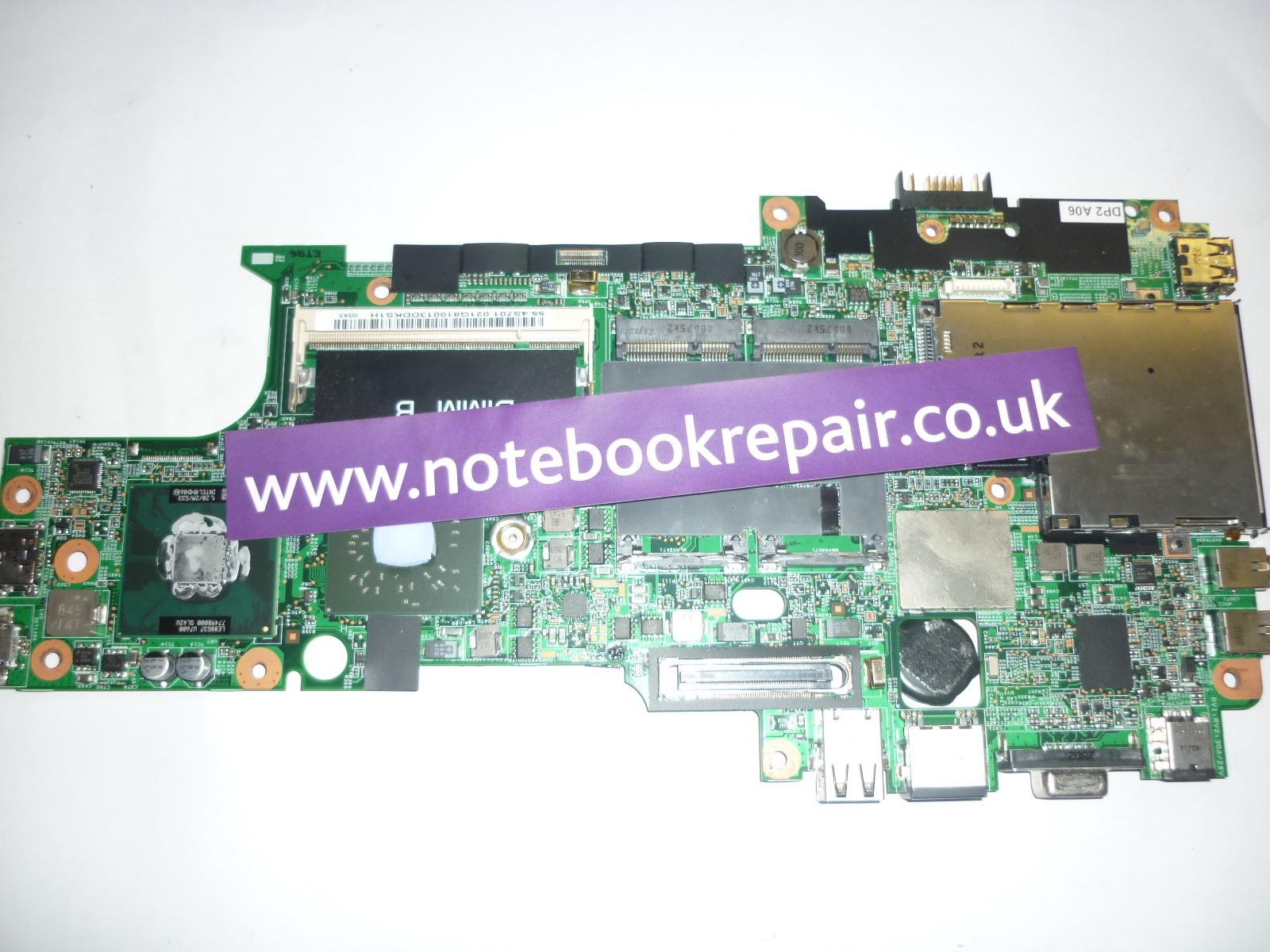 LATITUDE XT SYSTEM BOARD REPAIR