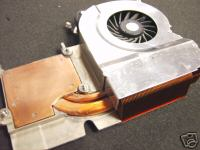 TOSHIBA A60 FAN AND HEATSINK V000040480