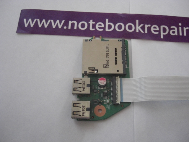 SATELLITE L655D USB BOARD V000211010