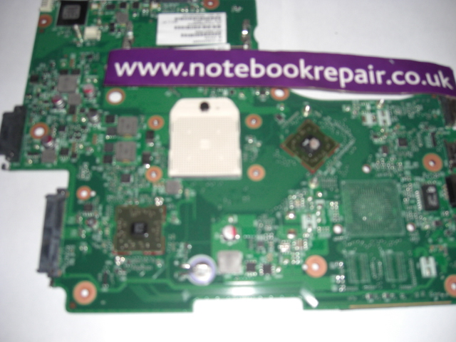 TOSHIBA SATELLITE L655D SYSTEM BOARD REPAIR