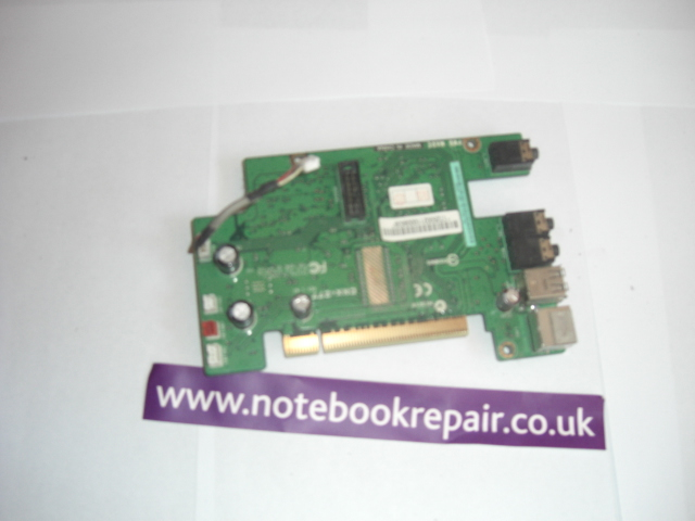 VGC-M1 AUDIO/USB BOARD 1-725-002-11