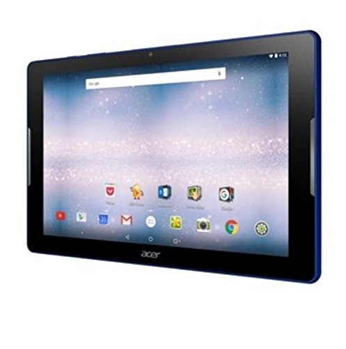 Acer Iconia One 10 inch 2GB, 16GB Tablet, Blue (refurbished)