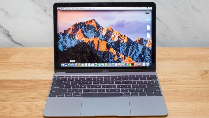 "Apple MacBook 12"" 2017 Apple refurbished"