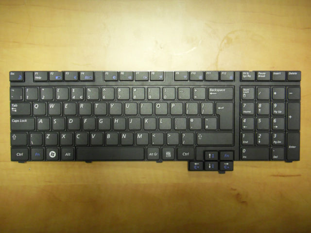 R720 730 uk keyboard