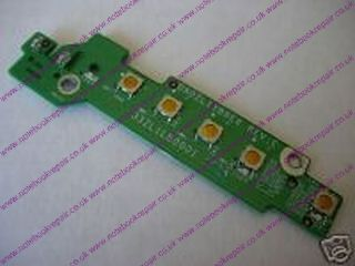 OMNIBOOK XE3 BUTTON BOARD 455416-001