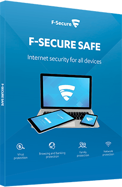 F Secure Safe 1 Device 1 Year