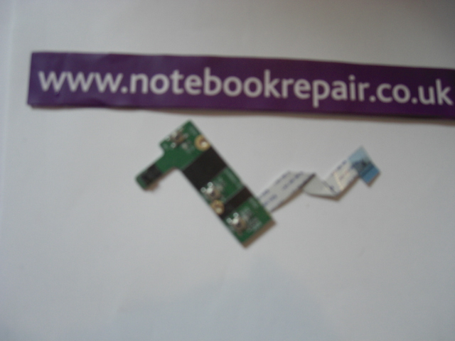 HP PAVILION G60 TOUCHPAD BUTTON BOARD 48.4AH03.011