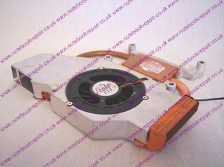 340677000044 EASYNOTE E4 HEATSINK AND COOLING FAN