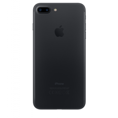 iPhone 7+ Matte Black Housing Fitted