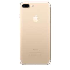 iPhone 7+ Gold Housing