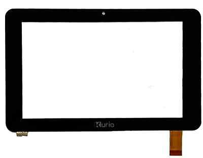 "Kurio 7"" tablet screen digitiser fitted"