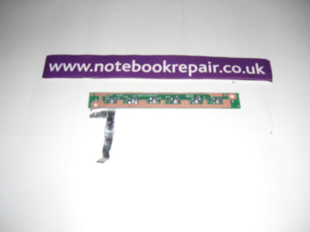 SATELLITE L350 BUTTON BOARD V000140220
