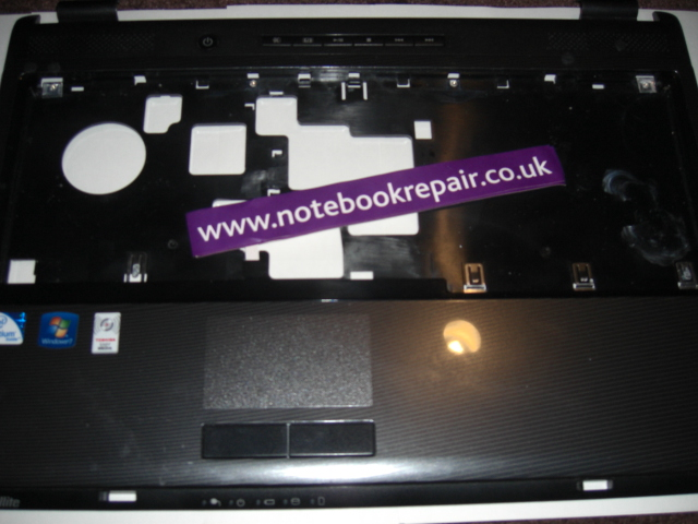 SATELLITE L350 TOUCHPAD COVER V000141130