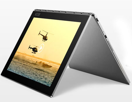 Lenovo Yoga Book 10 Intel Atom Android lap Gold