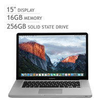 Apple MacBook Pro Retina i7 16GB 256GB