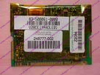 MINI PCI MODEM CARD