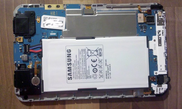 Galaxy TAB 3 battery
