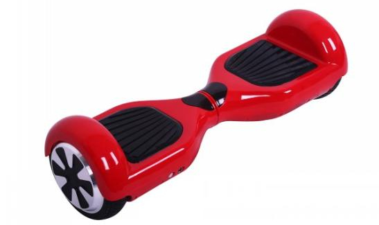 self balance scooter red