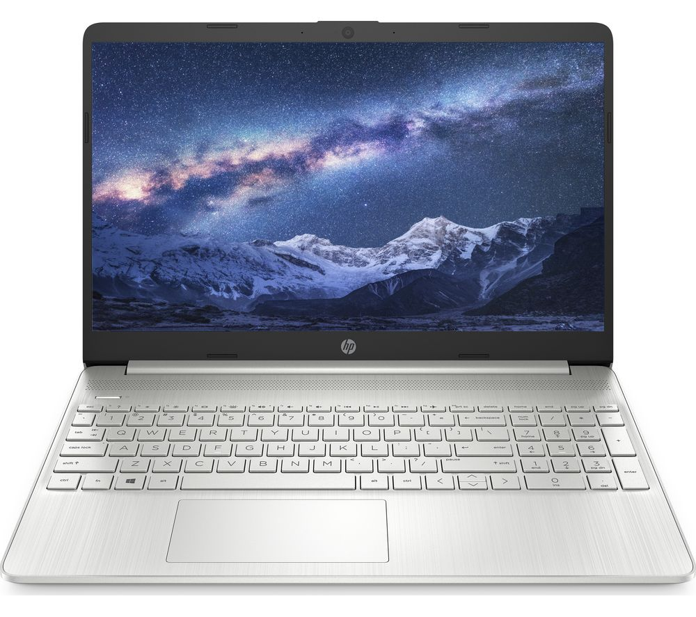 "HP 15s-eq1516sa 15.6"" Laptop - AMD Ryzen 3, 4GB Ram, 128 GB SSD"