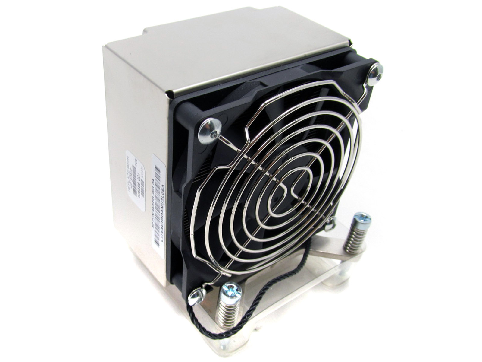 Z800 130w heatsink and fan